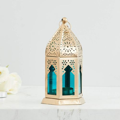 Lantern candle holder for your interior